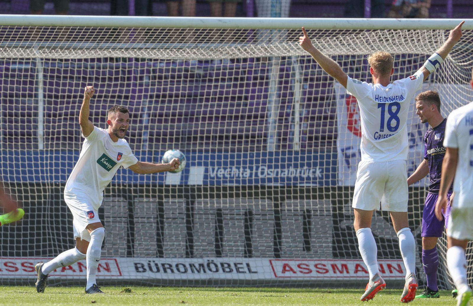 VfL Osnabrück - 1. FC Heidenheim