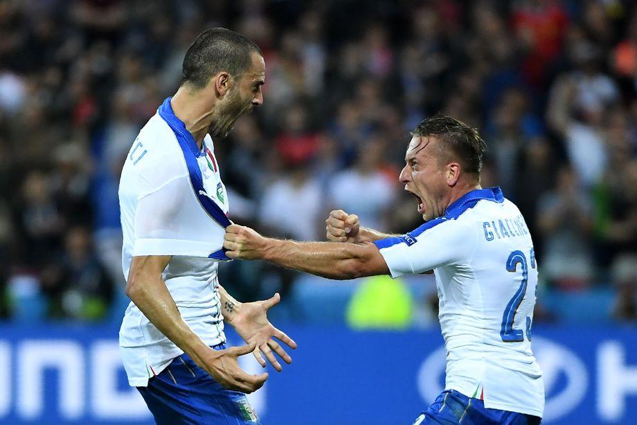 Belgien Gegen Italien