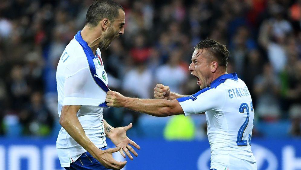 Italien Belgien Tore