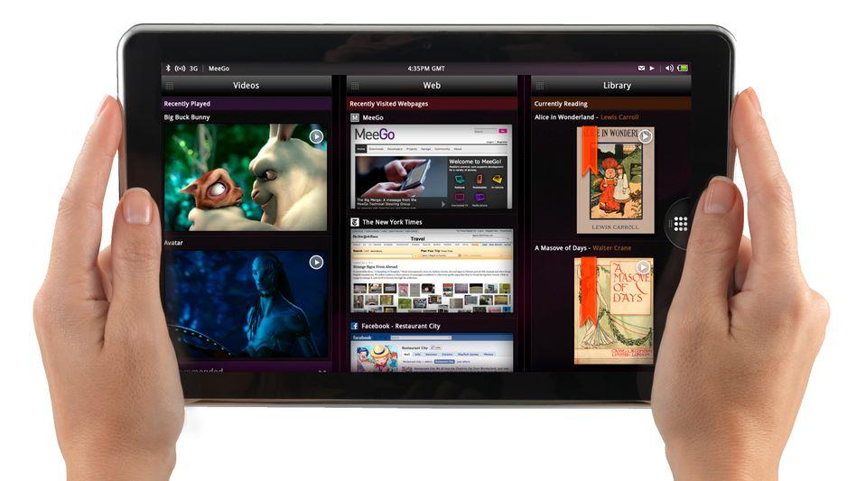 Tablet-PC (Quanta Redvale): Alle Hersteller wollen mit dabei sein, wenn der Boom beginnt