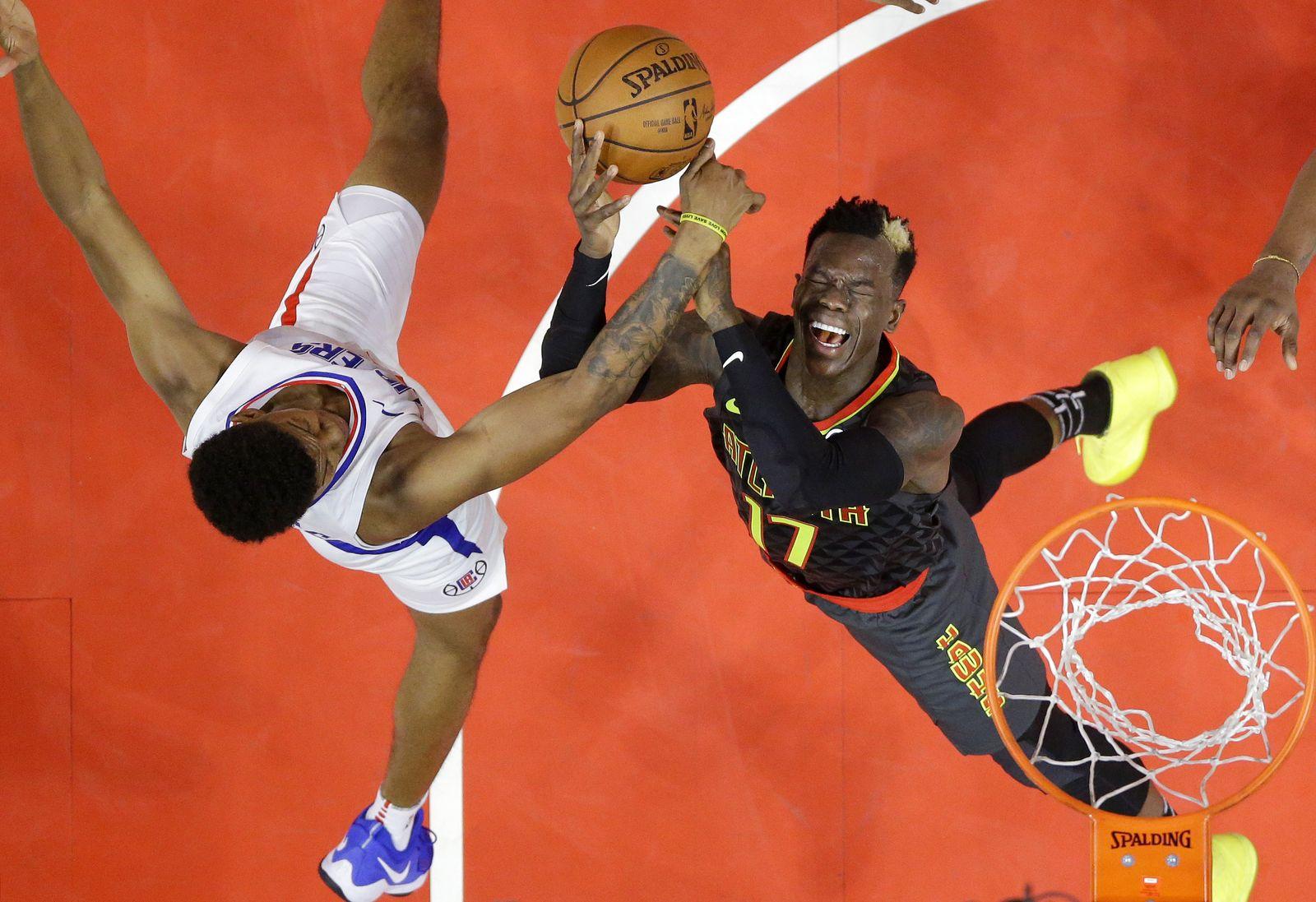 Los Angeles Lakers - Atlanta Hawks