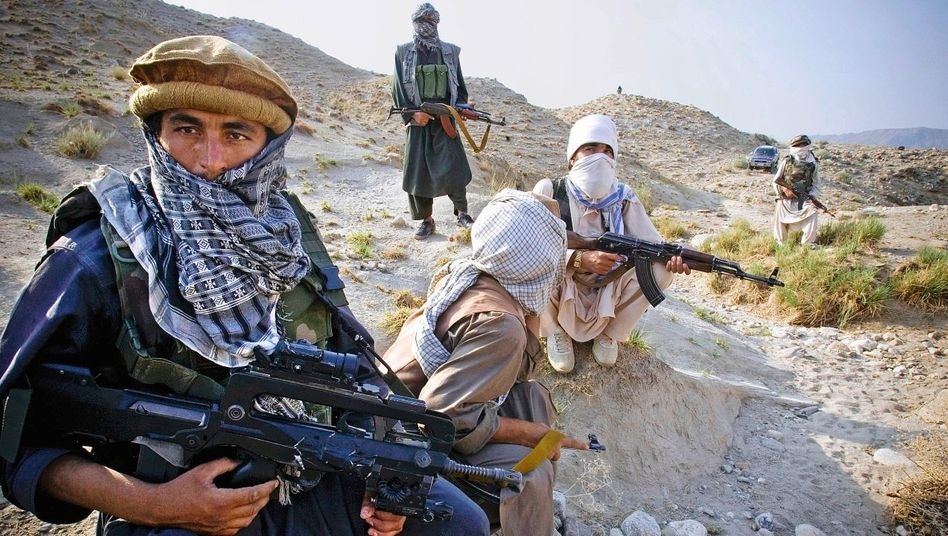 Taliban-Kämpfer: Die Zeit der Rache ist vorbei