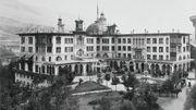 Wo sich Nazibonzen und Juden im Bankettsaal trafen
