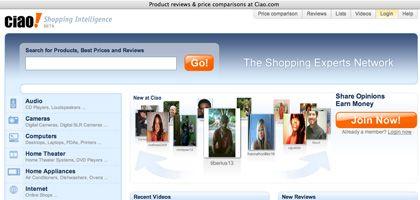 Verbraucherportal Ciao: Markenträchtiger Zukauf für Microsoft