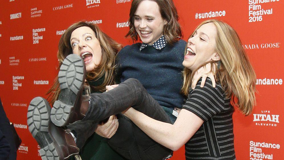 """Ellen Page: """"Etwas, das ich aus moralischen Gründen tun musste"""""""