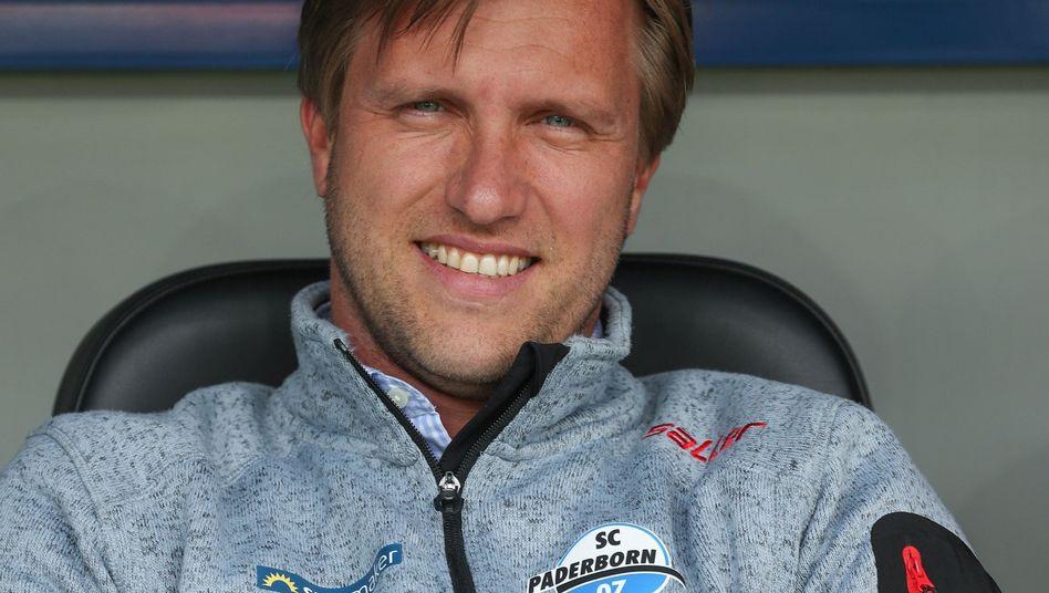 Markus Krösche verbrachte als Spieler 13 Jahre beim SC Paderborn