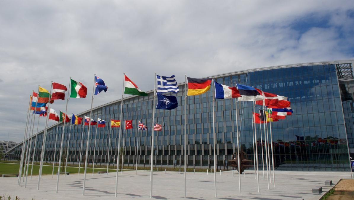 Neues Nato Hauptquartier