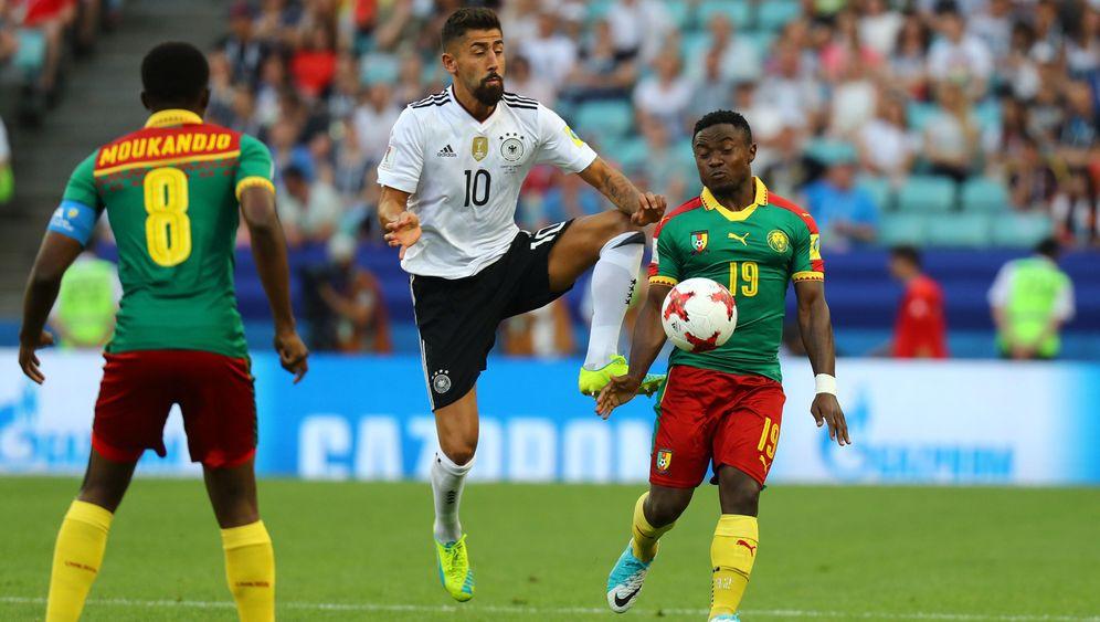 Confed Cup: Debüt-Tore bringen Deutschland ins Halbfinale