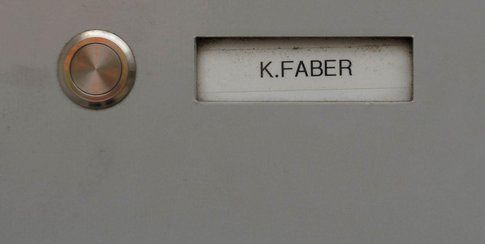 Klaas Carel Faber tot