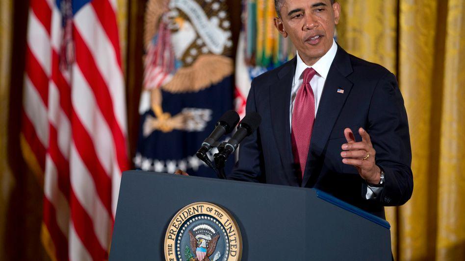 Krise in Asien: Obama warnt Nordkoreas Kriegstreiber