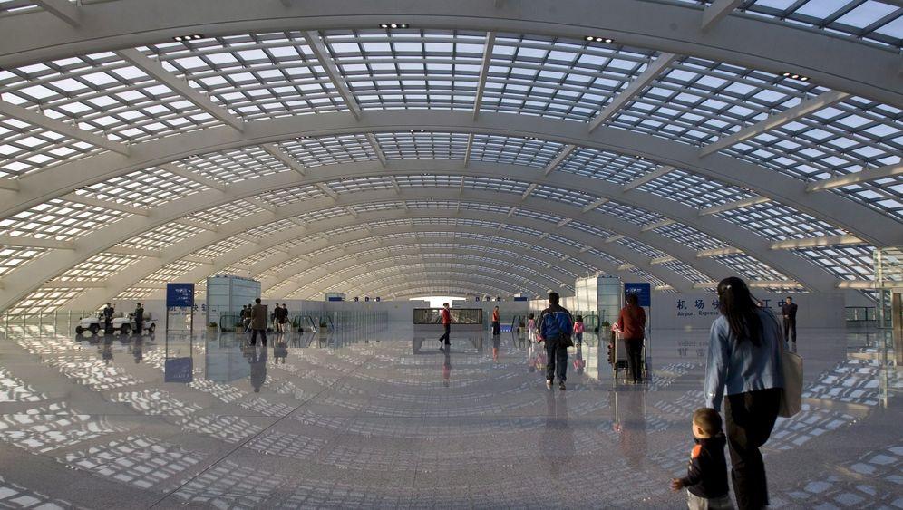 China: Luftverkehrsboom im Reich der Mitte