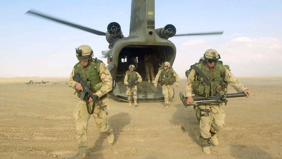 """American soldiers in Kandahar in 2003: """"We would have needed a policy based on the culture of the place, not based on the culture of Washington."""""""