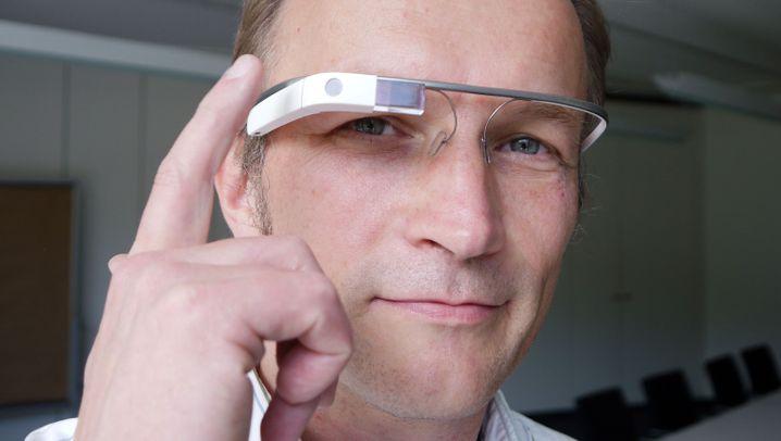 Project Glass im Test: Das ist Googles Datenbrille