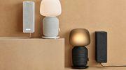 Ein bisschen Lampe, ein bisschen Lautsprecher