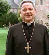 Fuldaer Bischof Johannes Dyba: Bis zu seinem Tod 2000 eine Instanz für Hohmann und die Neuhofer