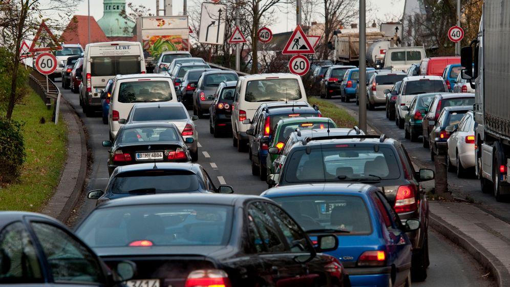 Verkehrs-Ranking: In diesen Städten brauchen Autofahrer Geduld
