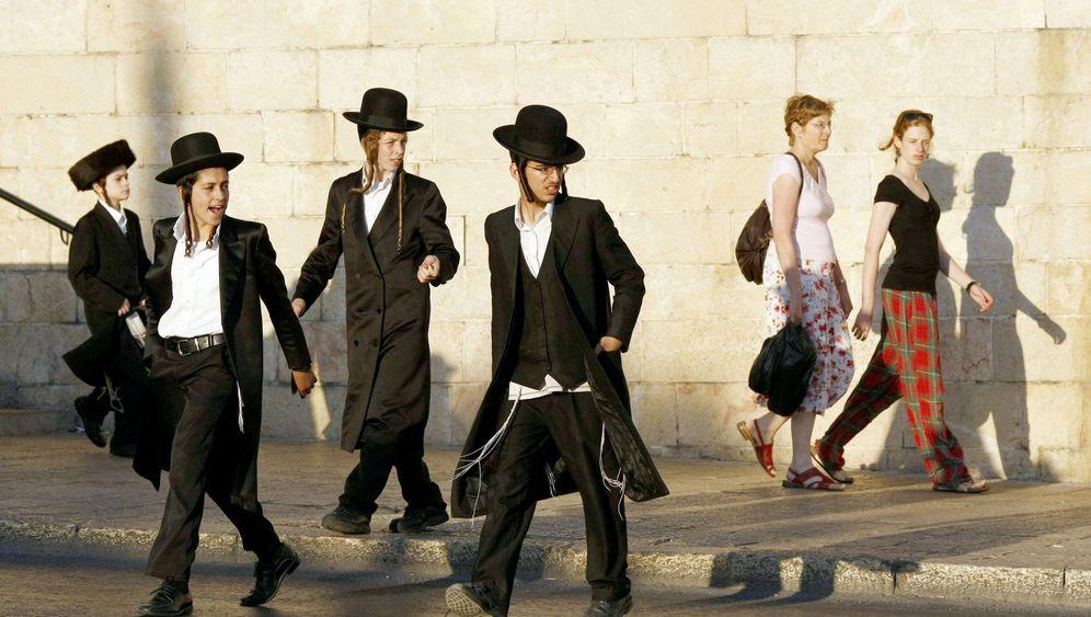 Ultra-orthodoxe Juden: Wer falsch sitzt, fliegt raus