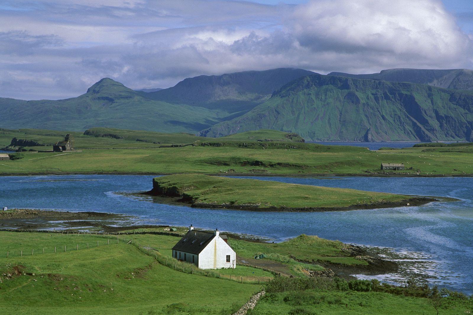 NICHT MEHR VERWENDEN! - Schottland/ Hebriden/ Canna