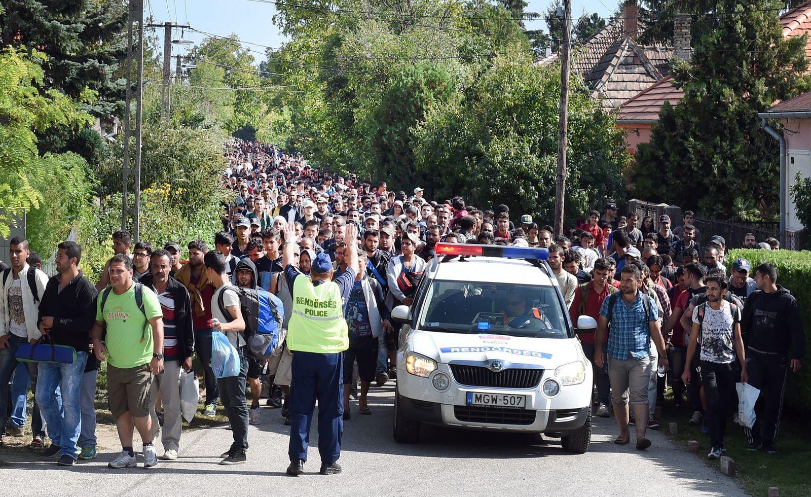EU-Kommission verklagt Ungarn wegen Stop-Soros-Gesetz