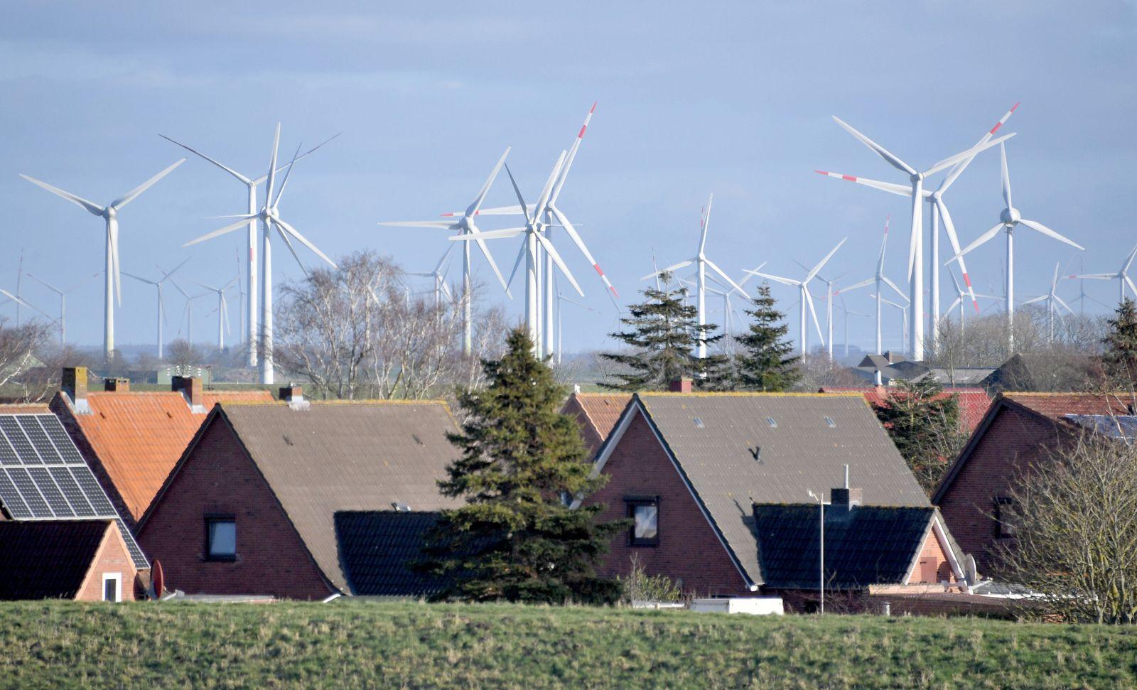 Altmaier-Vorschlag:Windräder-Abstandsregel nicht mehr pauschal