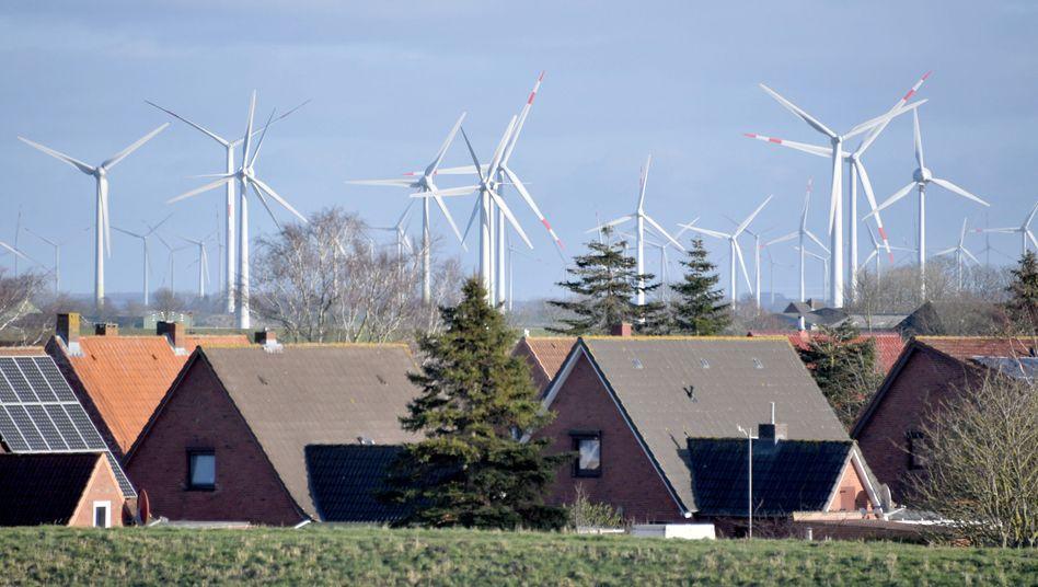 Windräder in Schleswig-Holstein: Bügerstromtarife und Abgaben an Kommune