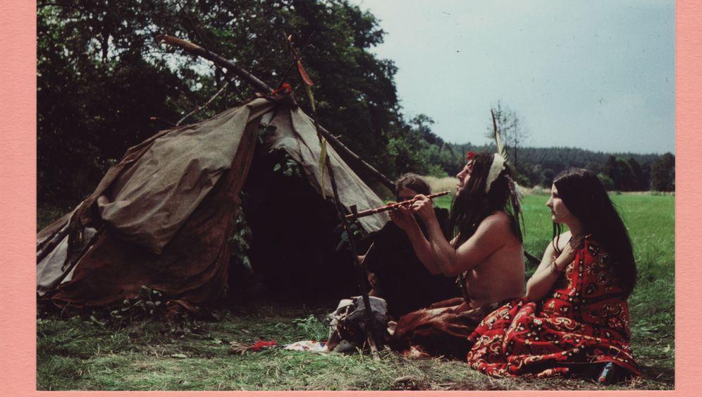 """""""Kulturgruppe für Indianistik"""": Der Wunsch nach Freiheit im Reservat"""