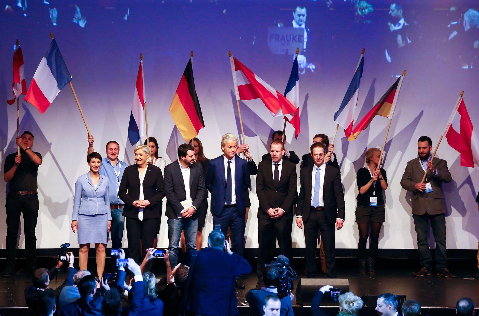 ENF/ Europa der Nationen und der Freiheit