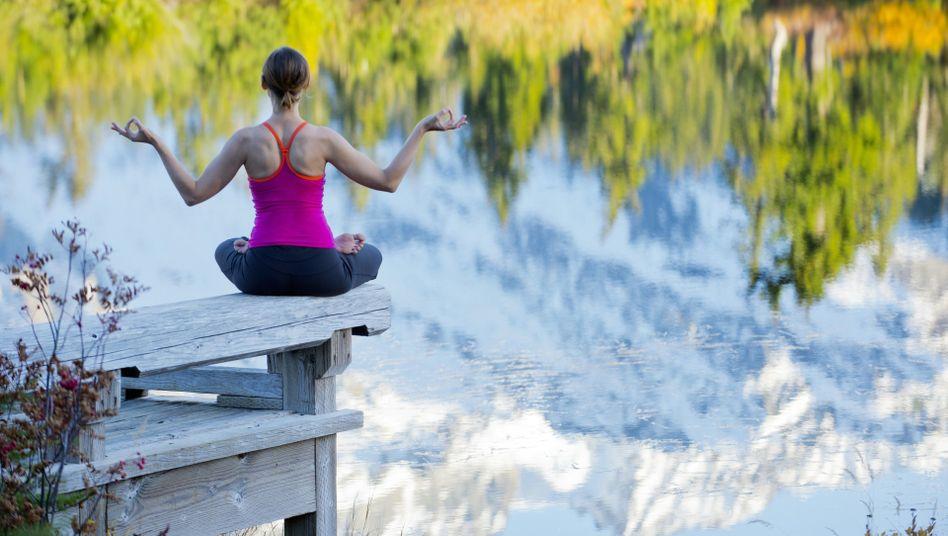 Meditation: Achtsamkeit boomt