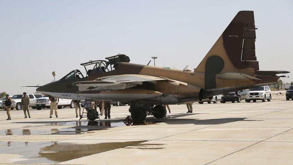 Kampf gegen ISIS: Kampfjet-Recycling für Iraks Militär