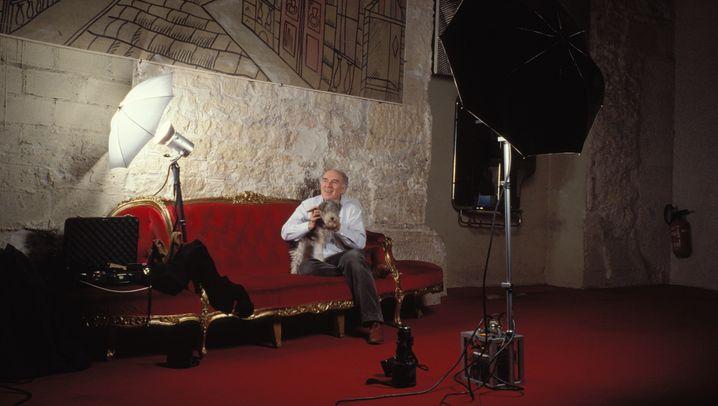 Michel Piccoli - Bilder eines Schauspielerlebens