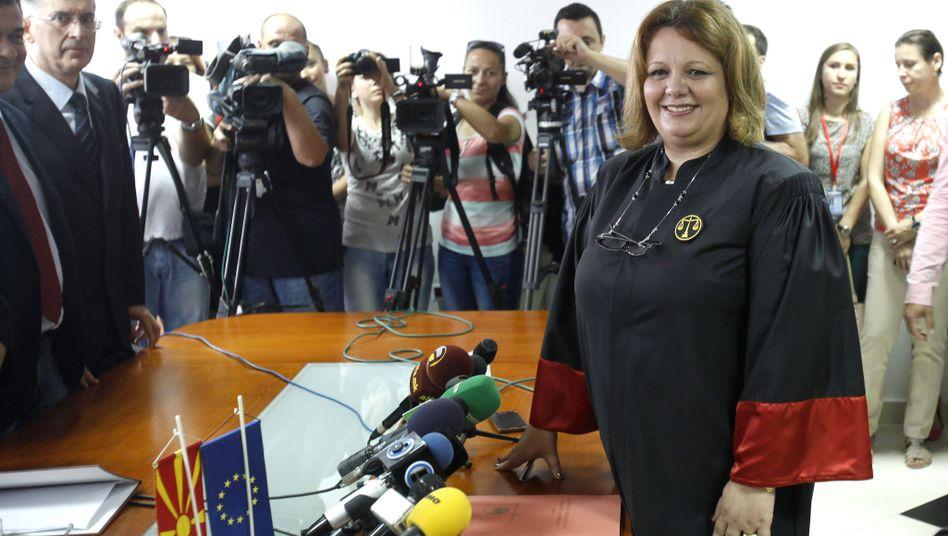 Sonderermittlerin Janeva (2015): Symbol für Reformen und Rechtsstaatlichkeit