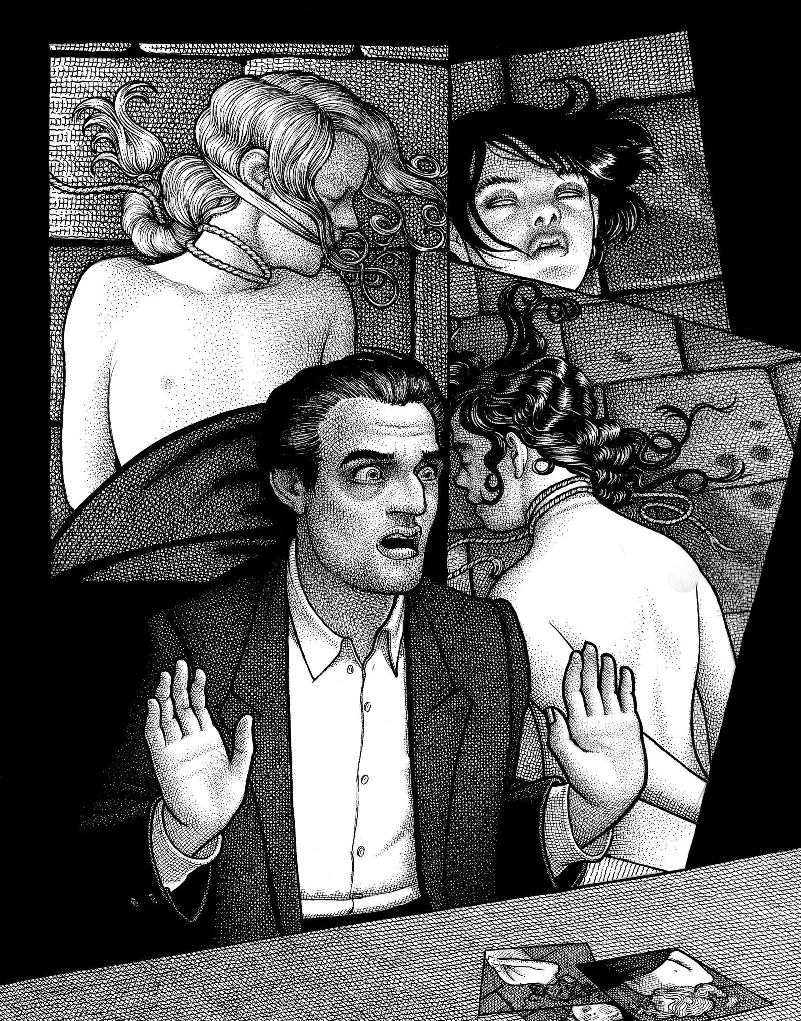 Comics/ Nina Bunjevac: Bezimena