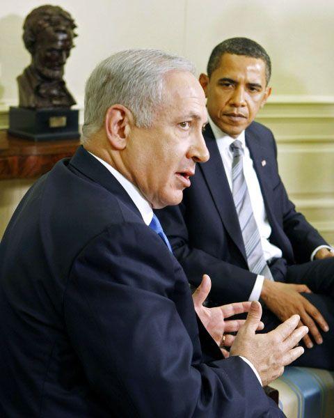 Regierungschefs Netanjahu, Obama: Tiefpunkt der Beziehungen