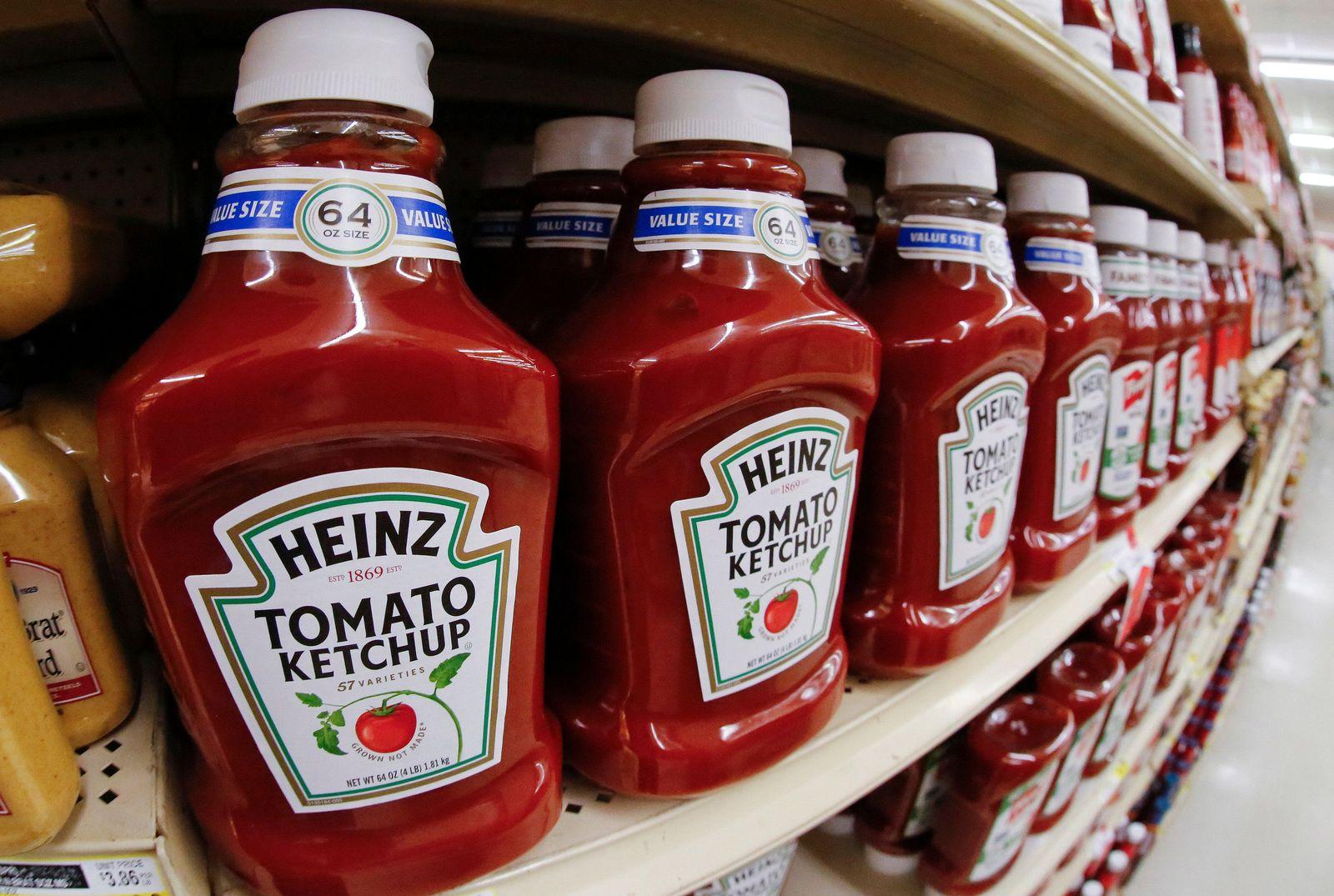 Earns Kraft Heinz