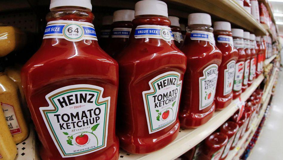 Heinz-Kraft-Produkte