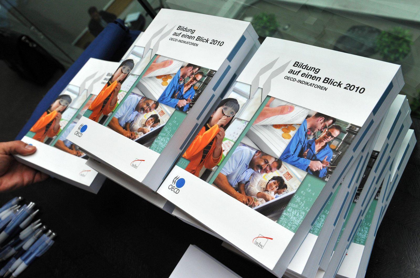 OECD-Studie vorgestellt