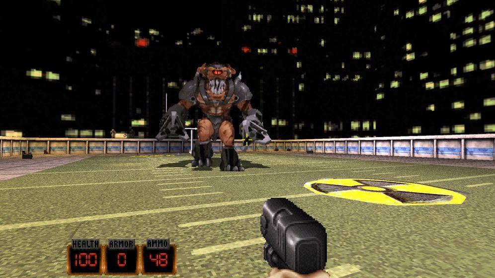 """Ego-Shooter: """"Duke Nukem 3D"""" im Retrotest"""