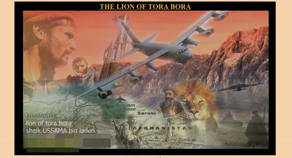 Osama bin Laden / Lion of Tora Bora /
