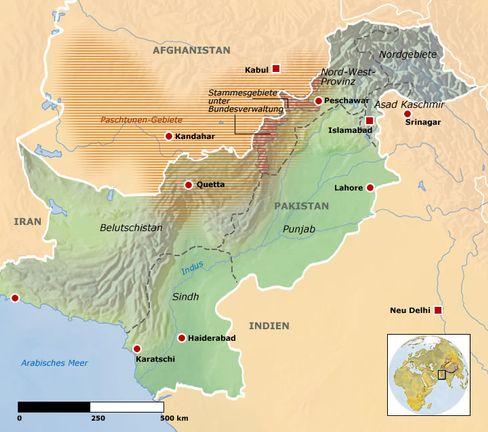 Krisenregion Süd-Waziristan