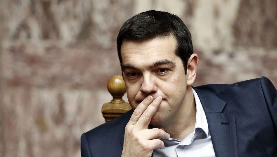 """Griechenlands Ministerpräsident Tsipras: """"Dann kehrt der Thriller zurück"""""""