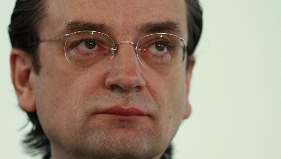 HSH-Chef Nonnenmacher: Chef auf Abruf