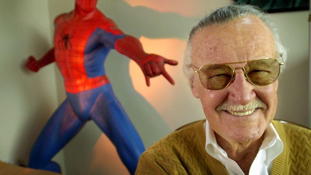 Erfinder der Marvel-Helden: Super, Mann!