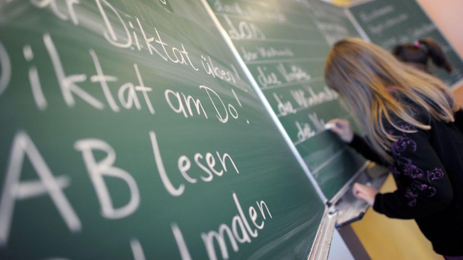Viertklässler im Leistungsvergleich: Chancenkiller Grundschule