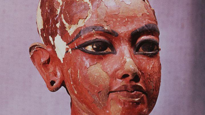 Photo Gallery: The Wayward Treasures of King Tut's Tomb