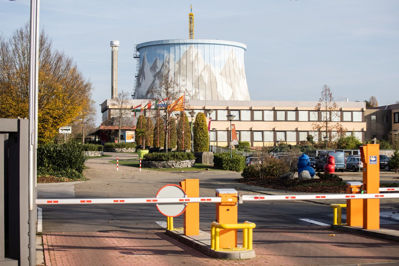 AfD-Bundesparteitag - Freizeitpark Wunderland Kalkar