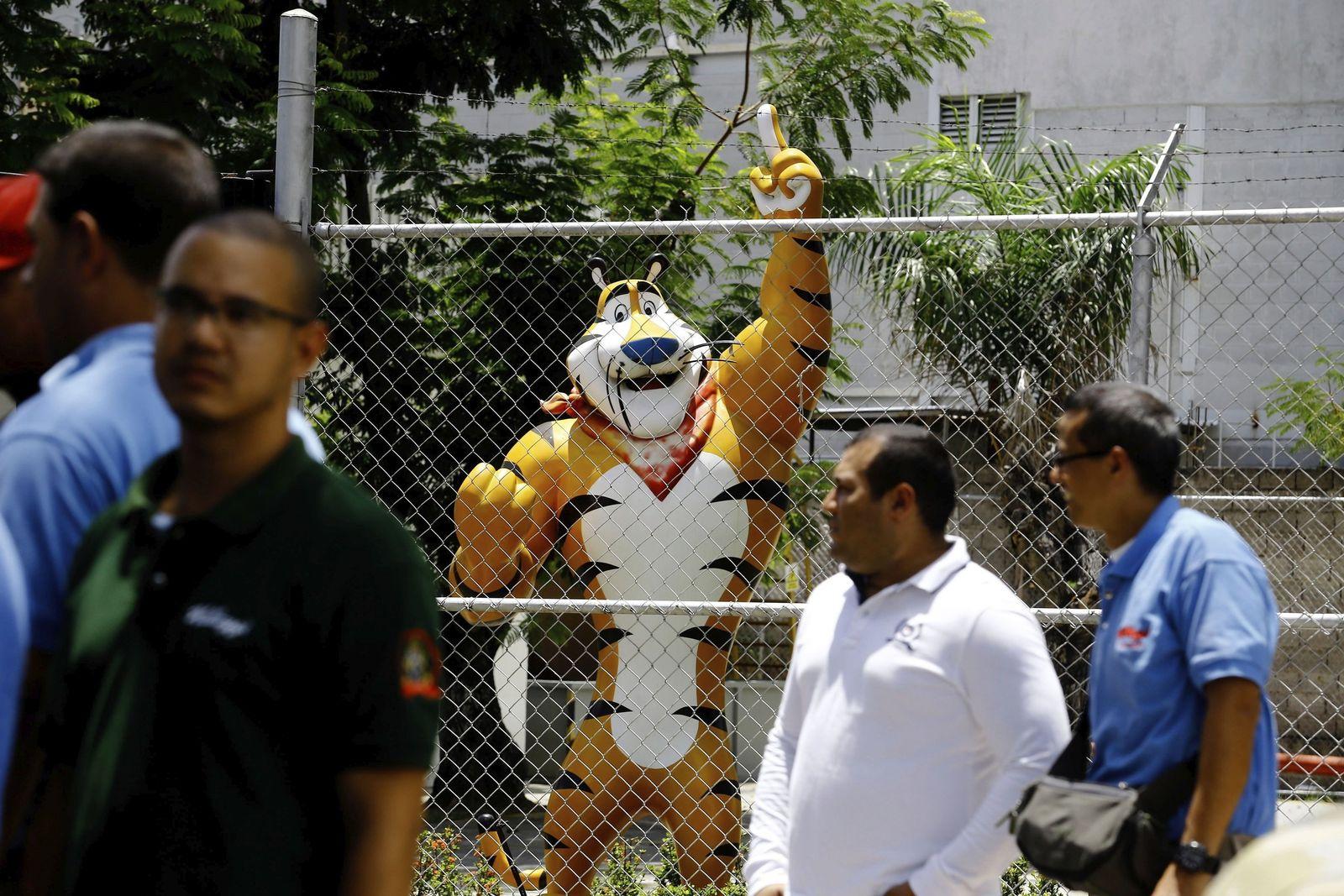 Kellogg-Werk in Venezuela geschlossen