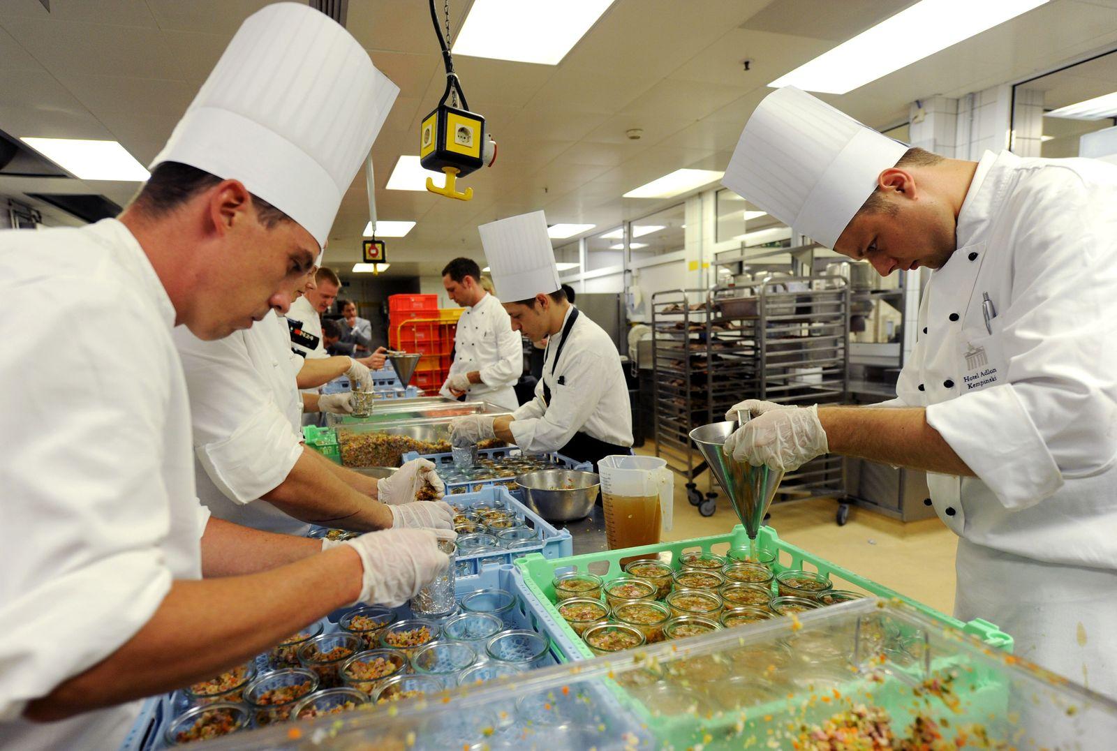 SPIEGEL TV REPORTAGE 07.05.2012 Die Küche ist kein Ponyhof