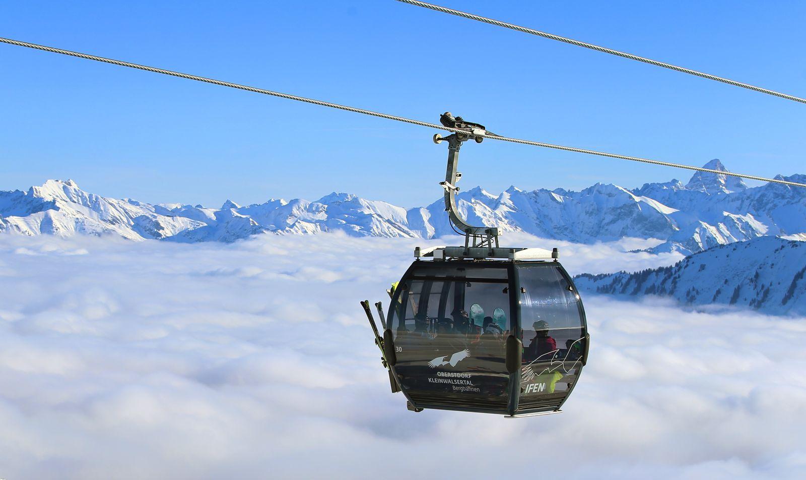 Skisaison in Österreich startet