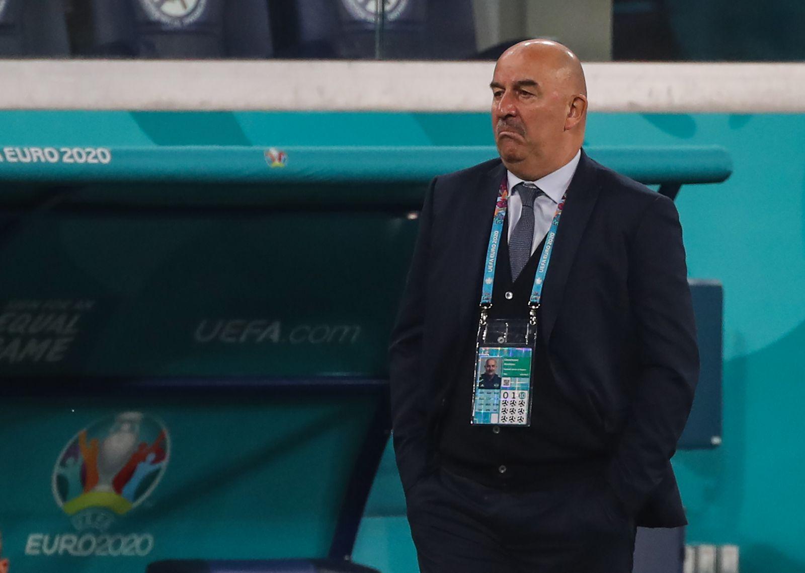 Fußball EM - Belgien - Russland