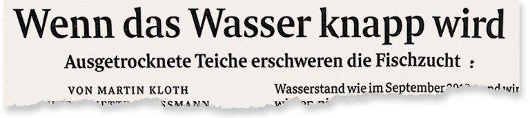 Aus dem »Weser-Kurier«